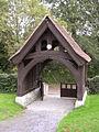 The lych gate, Dibden parish church - geograph.org.uk - 68886.jpg