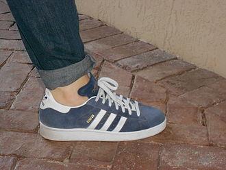 Cuff - Tight-rolled jeans cuffs