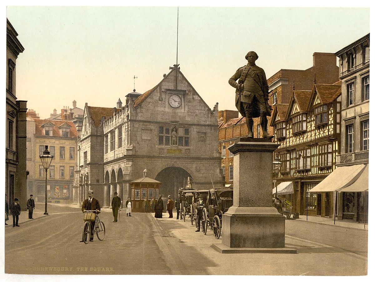 Shrewsbury — Wikipédia