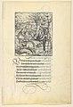 Theuerdarnk on a Boar Hunt, from -Theuerdank- Die geuerlicheiten vnd einsteils der geschichten des loblichen streytparen vnd hochberümbten helds vnd Ritters herr Tewrdannckhs MET DP834035.jpg