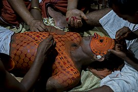 Theyyam make-up.jpg