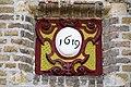 Tholen - Kerkstraat 21 - Woonhuis - Gevelsteen.JPG