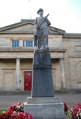 Thomas Ashe - Thomas Ashe Memorial in Cavan