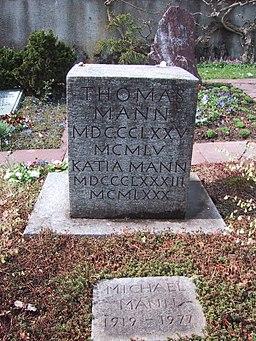 Thomas Mann Grave 2005-03-26