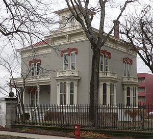 Lincoln, Nebraska - Thomas P. Kennard house
