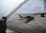 Three Afghan air force Cessna 182 Turbos arrive at Shindand Air Base, Afghanistan.jpg