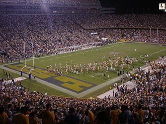 Earthquake Game - Tiger Stadium