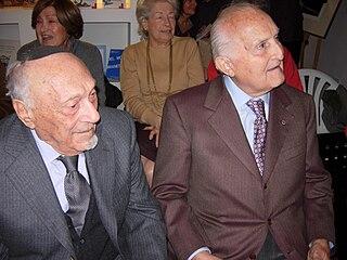 Elio Toaff Italian rabbi