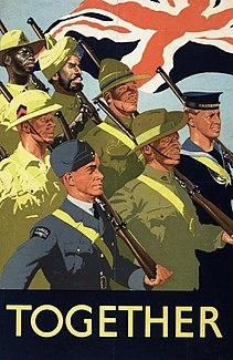 British Empire in World War II