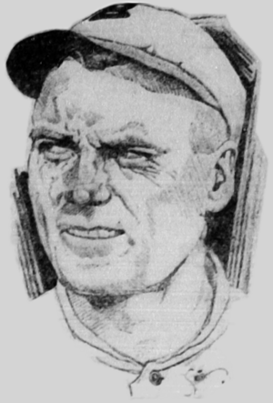 Tommy Griffith - Griffith, about 1921.