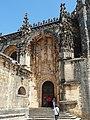 Tomar, Convento de Cristo, Portal da Igreja (01).jpg
