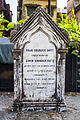 Tomb Stone of Abju Dutt - Maniktalla Christian Cemetery.jpg