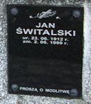 Tomb of Świtalski family at Central Cemetery in Sanok 3 Jan.jpg