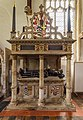 Tomb of Sir Thomas Lovell and Dame Alice, Church of St Peter and St Paul, East Harling 3.jpg