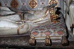 Tomba d'Elisenda de Montcada (detall).jpg