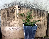 Tombe d'Henry Gabrielle à Beynost.JPG