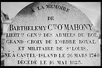 Tombe de Barthélemy O'Mahony.jpg
