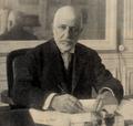 Tommaso Tittoni, italienischer Botschafter in Paris, 1912.png