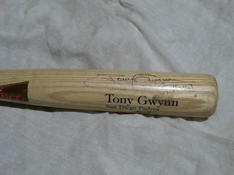 Tony Gwynn's Bat-2