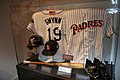 Tony Gwynn Hall of Fame exhibit.jpg