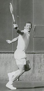Tony Trabert American tennis player