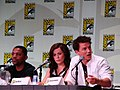 Torchwood panel at 2011 Comic-Con International (5983598482).jpg