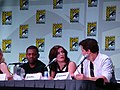 Torchwood panel at 2011 Comic-Con International (5983605902).jpg