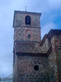 Torre de la Iglesia de Santa Ana - Cádiar (Granada).jpg