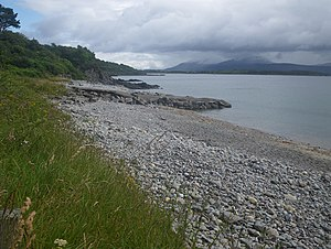 Shingle beach - Shingle beach at Torrisdale Bay, Argyll And Bute, Scotland