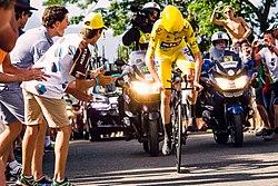 Tour de France 2016, Stage 18, Chris Froome.jpg