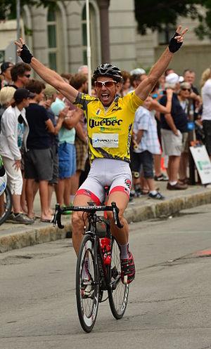 Emile Abraham - Image: Tour de Québec Emile Abraham 28 07 2013