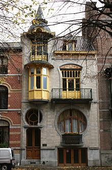 Art nouveau en belgique wikip dia for Carrelage belgique mouscron