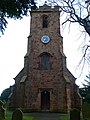 Tower, St Mary's Church, Broughton - geograph.org.uk - 628936.jpg