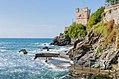 Tower of Gropallo In Genoa Nervi.jpg
