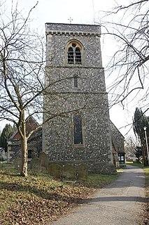 St Peters Church, Caversham Church in Reading, England
