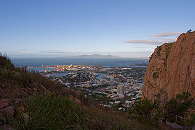 Townsville from castle hill lookout near sunset.jpg