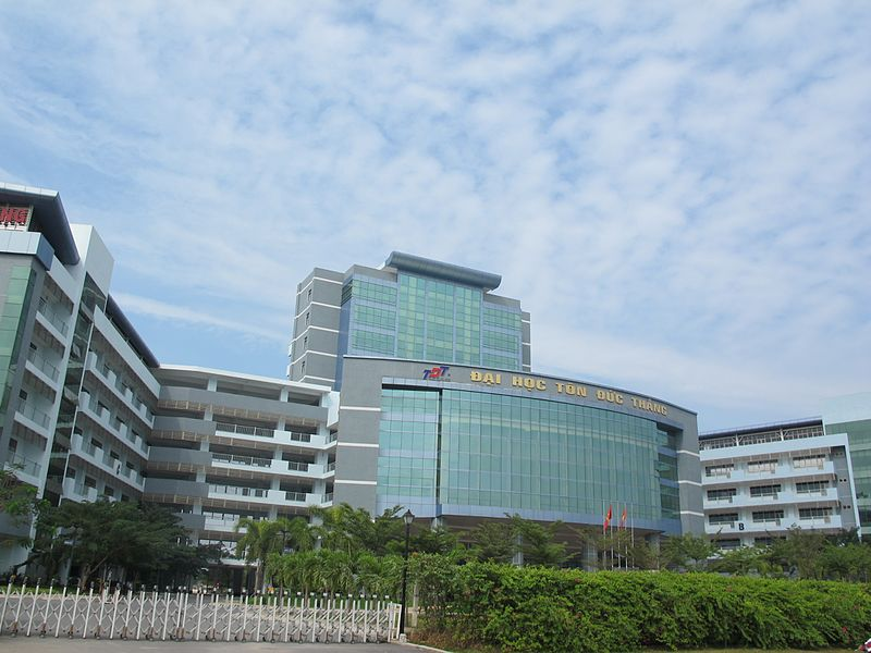 File:Trường Đại học Tôn Đức Thắng, q7,tp hcm vn - panoramio.jpg
