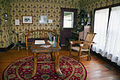 Traditionally-Furnished Room in the Historic Miller House (6260373497).jpg