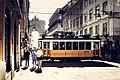 Tram in Lisbon (30066507234).jpg