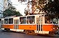 Tramway in Sofia in Alabin Street 2012 PD 044.jpg