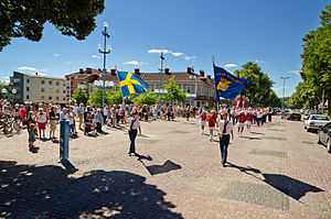 Tranås - Summer in Tranås
