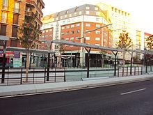 Porte des lilas wikip dia - Tramway porte des lilas ...