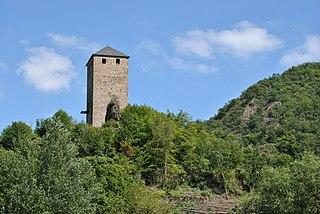 Treis Castle castle in Treis-Karden