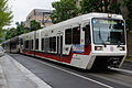 TriMet MAX Green Line Train on Portland Transit Mall.jpg