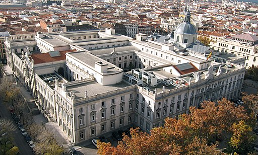Tribunal Supremo, Madrid