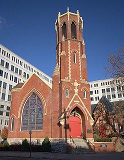 Trinity Episcopal Church (Covington, Kentucky) United States historic place