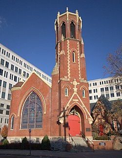 Trinity Episcopal Church Covington Kentucky Wikipedia