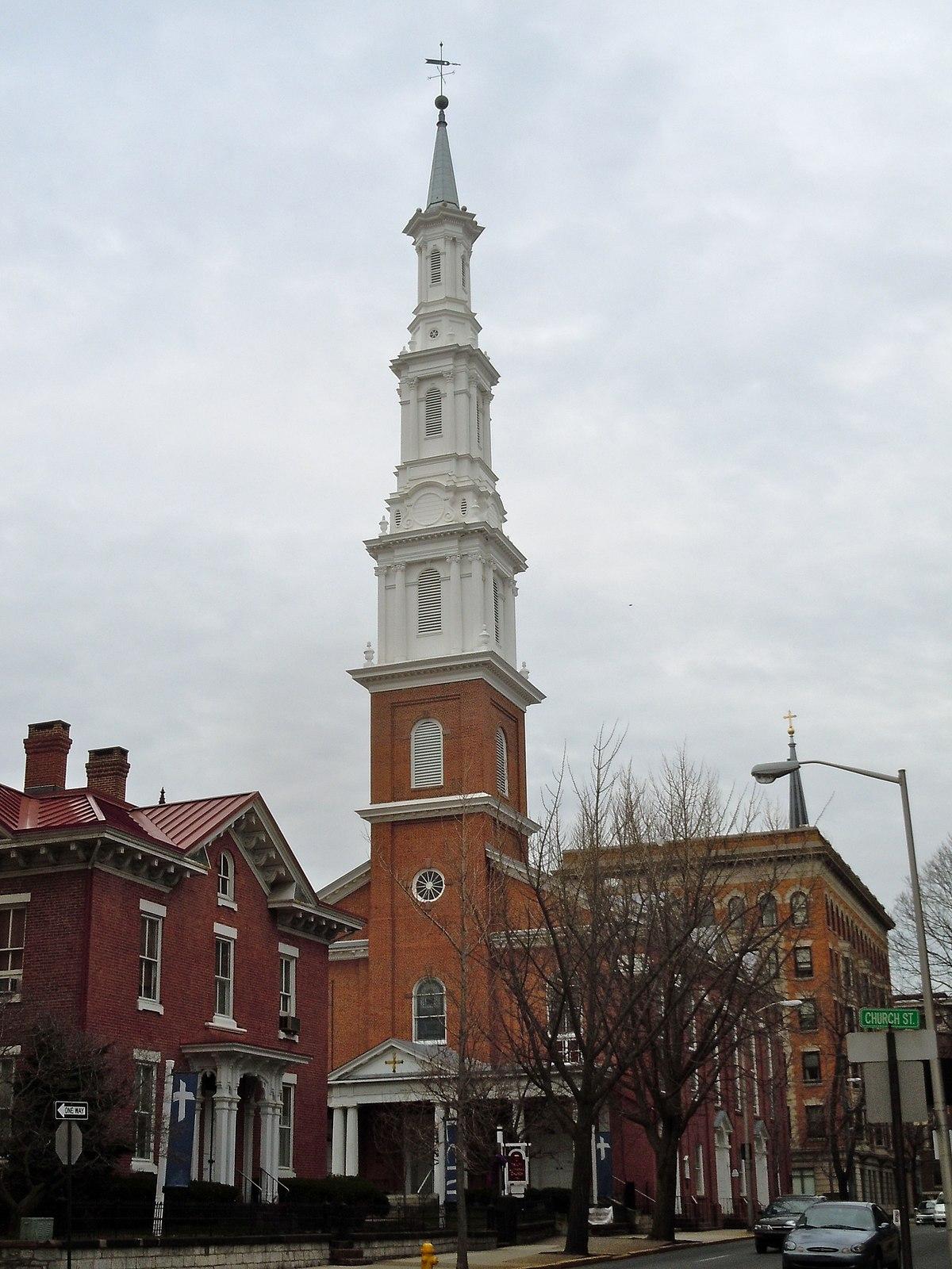 Trinity Lutheran Church Reading Pennsylvania Wikipedia