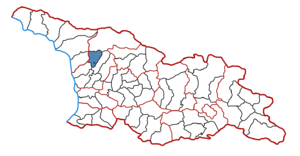 Tsalenjikha Municipality - Tsalenjikha District