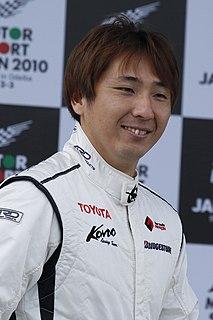 Tsugio Matsuda Japanese racing driver
